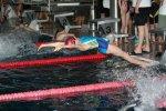 Anna Segerer, beim Start über 50m Rücken